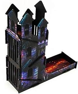 e-Raptor ERA19108 Towers: Dice Tower-Castle Fullprint (Lava), Multicolore