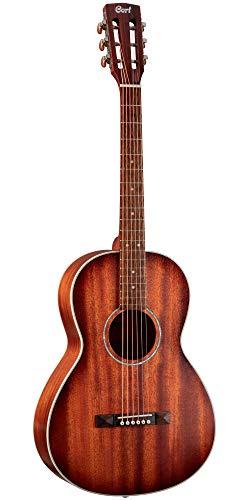 Cort AP550 Parlor - Guitarra acústica con poros abiertos