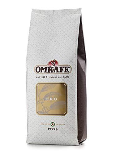 Omkafe Kaffee Espresso - Oro (Tipo Oro) - Bohnen 1000g