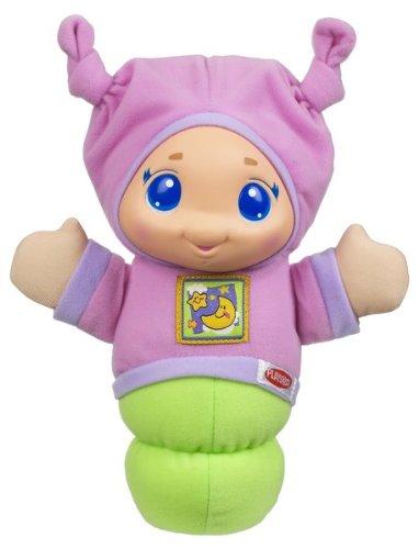 Hasbro Playskool Lullaby Gloworm Girl (Styles May Vary)