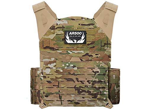 AR500 Armor Invictus Plate Carrier Multicam