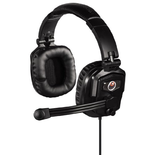Raptor Gaming H5 5.1 Gaming-Headset USB