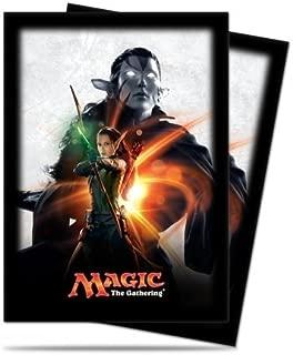 Magic: the Gathering - MTG Magic Origins Planeswalker Nissa Revane Card Sleeves (80 Count) Deck Protectors