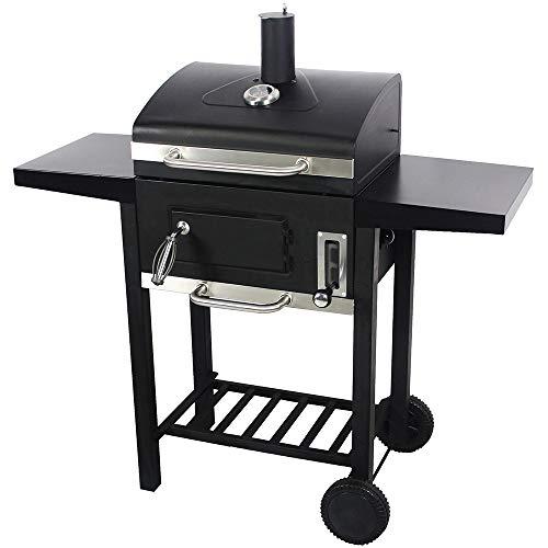 El Fuego Barbecue Holzkohlegrill BBQ