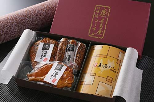 純系 名古屋コーチン 燻製・味噌漬け セット 4,150円 送料無料