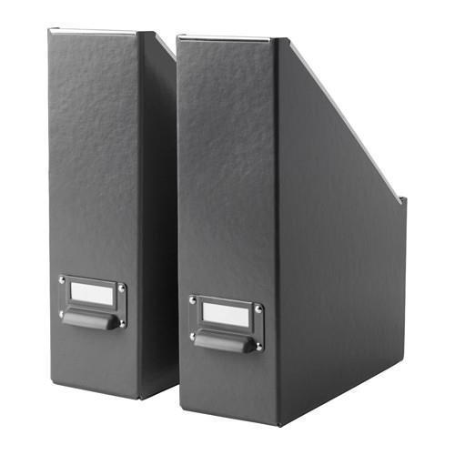 Ikea fjälla Stehsammler grau
