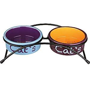 Trixie, Napf-Set Eat on Feet, Keramik 3