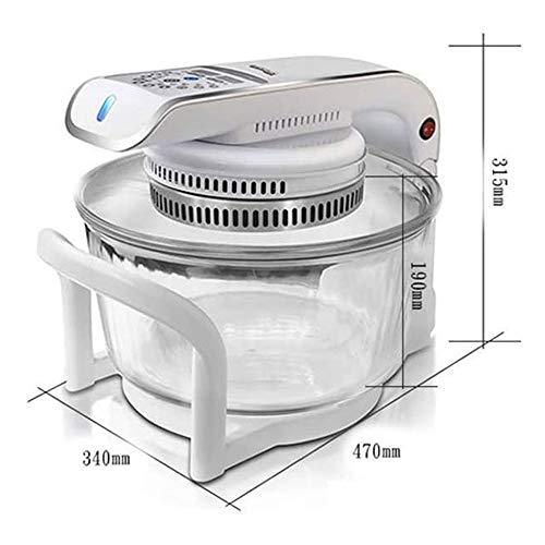 XYUN Home Use Mikrowelle Bratpfanne Halogen Ofen Klima Fryer Fryer Lightwave Automatische Geschwindigkeits Koch Elektrische Friteusen