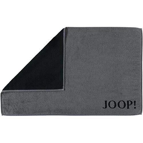 Joop! Badmatte Classic 1600 | 91 anthrazit/schwarz - 50 x 80