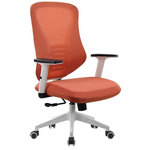 QIAOLI Sillas de oficina modernas y minimalistas para estudiantes, sillas de aprendizaje, escritorios, sillas giratorias, sillas de ordenador, sillas de oficina (color: A)