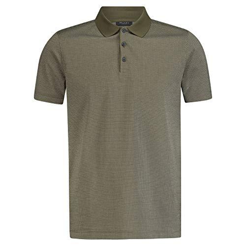 Maerz Muenchen Shirt Polohemd, Knopf 1/2 Arm - 56
