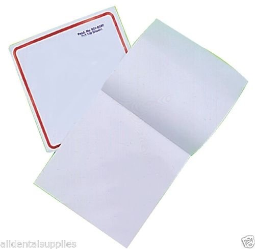 Dental Disposable Poly Coated Non-skid Foam Mixing Pads 3