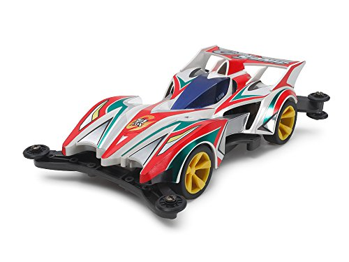 Full cowling mini 4WD series No.46 Great Blast Sonic (AR Chassis) 19446