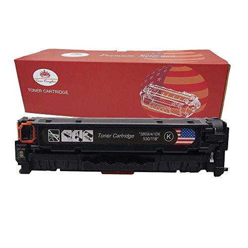 The Toner Kingdom Compatible Toner Cartridge Replacement for HP 305X CE410X for LaserJet Pro 400 color MFP M475dn MFP M475dw M451dn M451nw M451dw Pro 300 color MFP M375nw Printer (Black, 1-Pack)