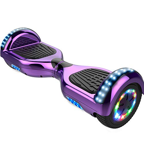 CITYSPORTS Overboard 6.5 Pouces Hover Board Bluetooth, Gyrop