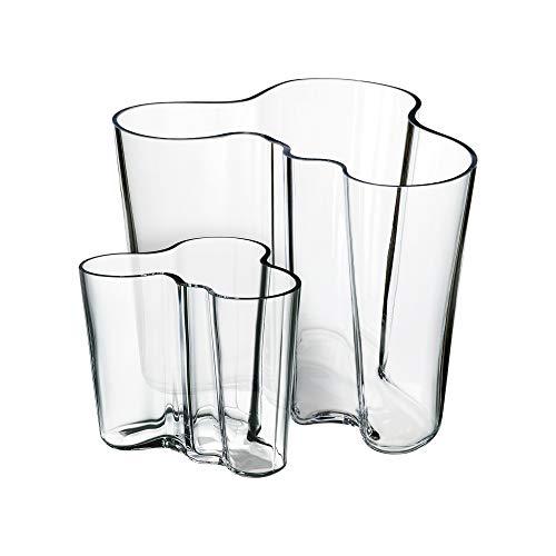 iittala Aalto Clear Vase Gift Set by Iittala