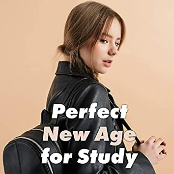 Perfect New Age for Study - Collection of Mindfulness Music That Will Make You Achieve the Highest Concentration and Learning Will Be Easy