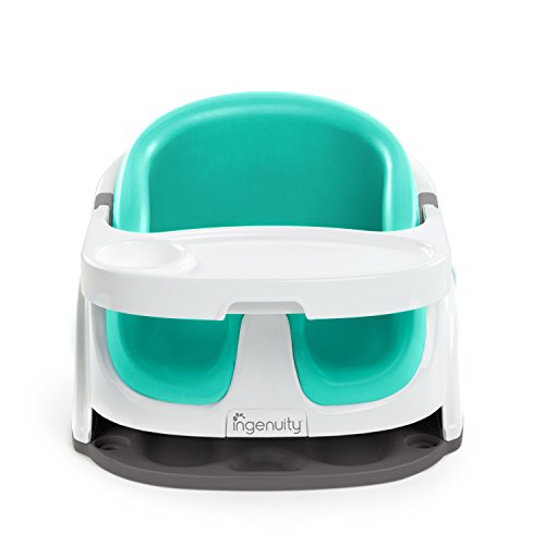 Product Image of the Ingenuity Baby Base 2-in-1 Seat - Ultramarine Green