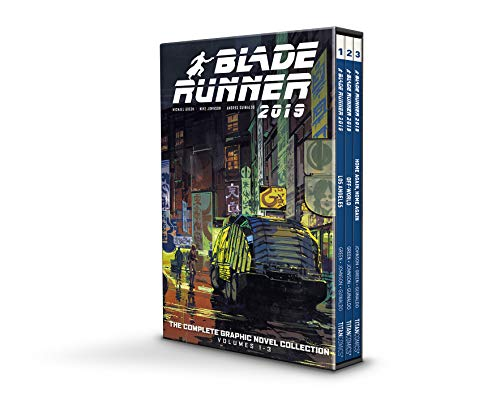Blade Runner 2019: 1-3 Boxed Set