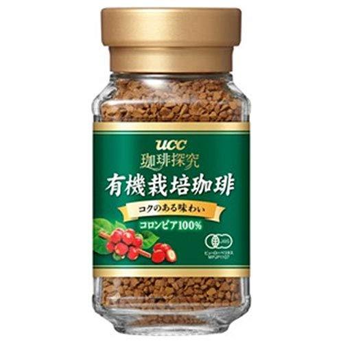UCC 珈琲探究 有機栽培珈琲 45g瓶×12本入×(2ケース)