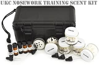Leerburg Nosework Training Scent Kits