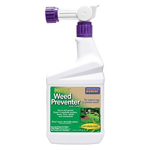 Bonide 1 qt. Ready to Spray Corn Gluten Weed Preventer