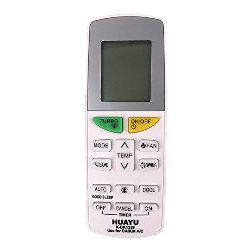 Huayu - Telecomando per condizionatore Daikin