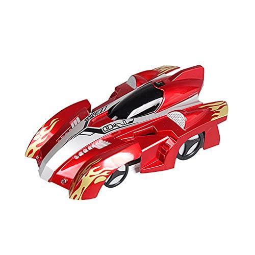 RC Car Racing Pared Juguetes de Coches de Control Remoto Anti de la Gravedad de Techo del Coche de competición eléctrico Toy Machine Auto del Coche de RC for el Regalo del Juguete del Cabrito
