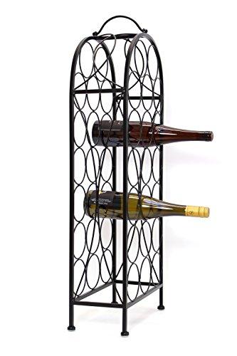 Metall Weinregal für 20 Flaschen - 5