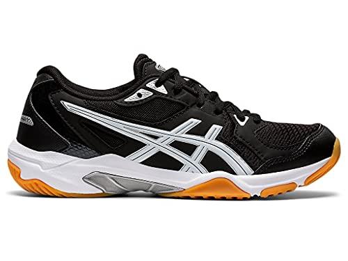 ASICS Women's Gel-Rocket 10 Indoor Sport Shoes, 9, Black/Black
