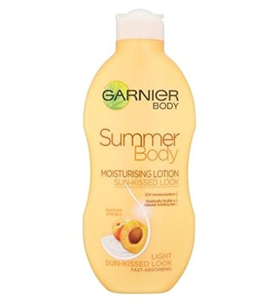シニス部屋を掃除する入場料ガルニエの夏のボディローションライト日、キスをした250ミリリットル (Garnier) (x2) - Garnier Summer Body Lotion Light Sun-Kissed 250ml (Pack of 2) [並行輸入品]