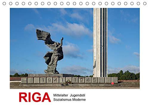 Riga - Mittelalter, Jugendstil, Sozialismus und Moderne...
