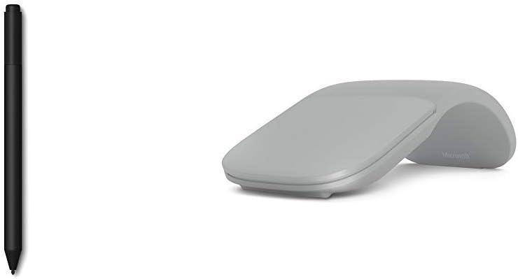 Microsoft Surface Pen Schwarz Surface Arc Maus Computer Zubehör