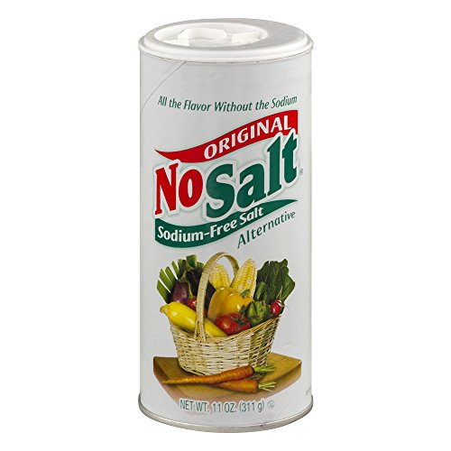 No Salt - Alternativa de Sal sin Sodio - 311 g