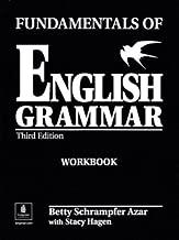 Fundamentals of English Grammar, Third Edition (Workbook) by Betty Schrampfer Azar (2002-08-01)