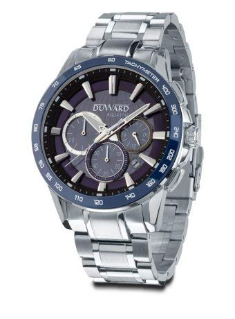 Reloj Duward Caballero Acero Pant.cronógrafo 10ATM/ 44MM Caja. D95527.05