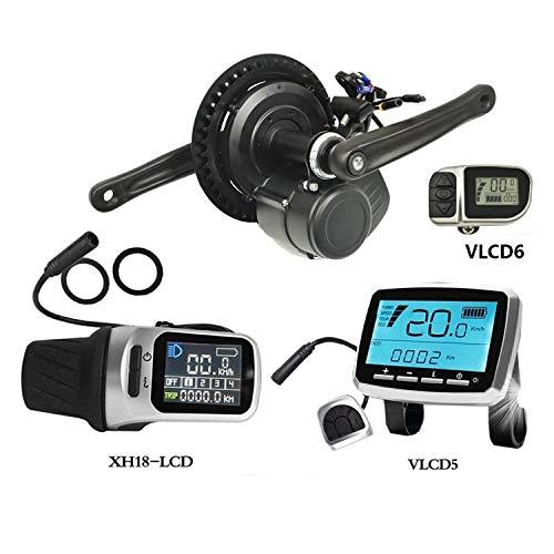 Pswpower 36 V 250 W/350 W/TSDZ2 Bicicletta elettrica Motore Centrale Mid con sensore di Coppia e VLCD5/xh-18 LCD Display , 250W VLCD5 LCD (Germany Magazzino)PTS-LCD5-36
