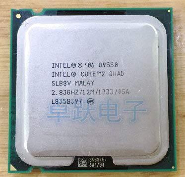 Q9550 CPU Processor Quad Core 2.8G 12MB LGA 775 Processor scrattered Pieces.