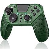 PS4 コントローラー Kydlan PS4 Elite ワイヤレス コントローラー ps4ゲームパッド 5.55対応 USB コントローラー 無線コントローラー ゲーム 振動機能搭載 PS4pro/slim対応 ps4