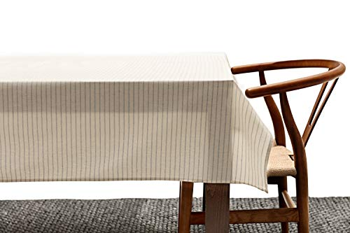 MEEMA Rustic Tablecloth | Square | Eco Friendly Recycled...