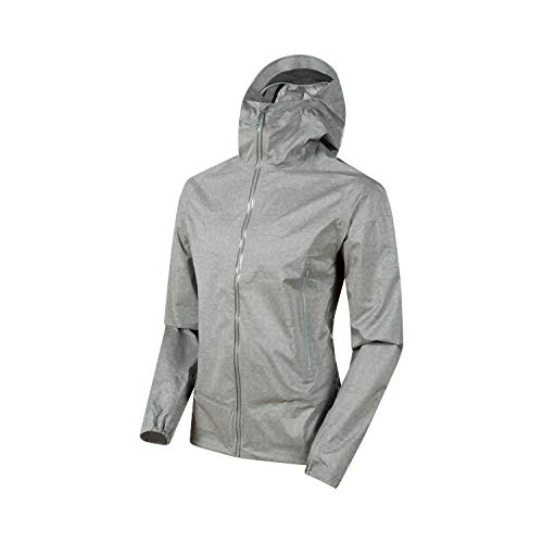 Mammut Masao Light Hooded Hardshell jas met capuchon voor heren