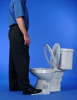 Best foot pedal toilet seat Reviews