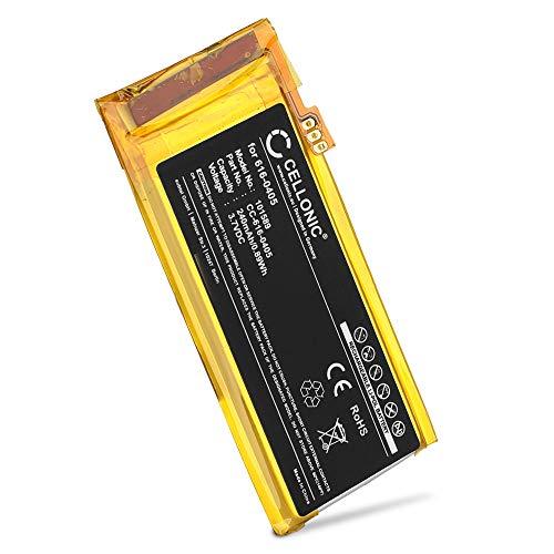 Batería para TomTom Start XL 4et0.002.07 accu batería batería de repuesto