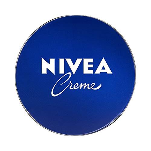NIVEA 80104 Crème visage, corps & mains crème hydratante à la texture onctueuse enrichie en Eucerit - 150 ml