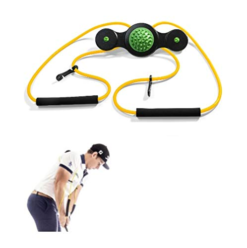 GravityFit Golf TPro with Yellow Bands (Light Resistance) Training Aid
