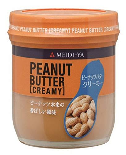明治屋 ピーナッツバタークリーミー 450g