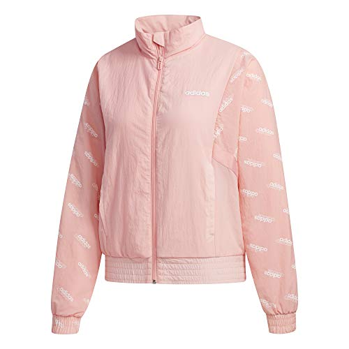 adidas Performance Favorites regenjas dames roze/wit, XL