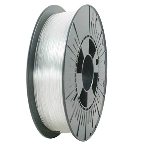 ICE FILAMENTS ICEFIL1PCPRO200 PC PRO Filament für 3D-Drucker, 1,75 mm, 0,50 kg, Cunning Clear