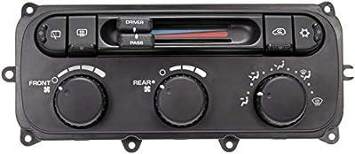 Dorman 599-130 Remanufactured Climate Control Module for Select Chrysler/Dodge Models