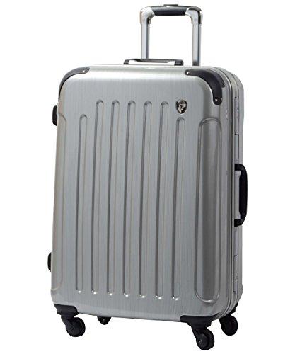 SS型 スクラッチシャンパン / newPC7000 スーツケース キャリーバッグ 機内持ち込み TSAロック搭載 鏡面加工 (1〜3日用)